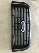 2015 Ford F150 Horizontal Front Bumper Grill Grille -color Magnetic