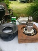 Moore Tools 175000 Rpm Very High Speed Grinding Head. W. Aluminum Guard And Boot