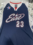 2007 Lebron James All Star Jersey Limited Edition 6of 20 Size 48