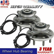 2 Pack Front Left And Right Wheel Hub Bearing Assembly Fits Ford F-150 7 Lug