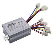 24v 350w Motor Brushed Controller For Electric Bicycle Scooter E-bike Atv Quad