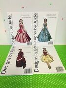 Designs By Jude Sewing Patterns For Madame Alexander 16 Alex Dolls New And Uncut