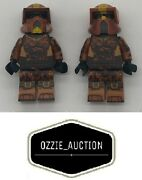 Lego Star Wars Clone Army Customs - Cac - Geonosis Arf Waxer And Boil [75280]