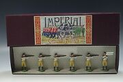 Imperial Highland Mounted Infantry 1896 Lead Toy Soldier Royal Figure Set 15