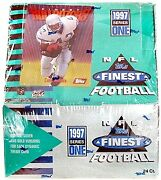 1997 Topps Finest Football Inserts Embossed Die Cut Refractor S Pick Your Card