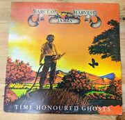 Polydor 23 83 361 12 33rpm And03984 Barclay James Harvest Time Honoured Ghosts Ex