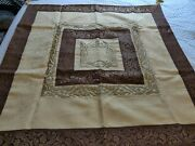 100 Silk Handmade In Savonnerie France Made In Year 2015 47 X 47