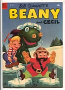 Bob Clampett's Beany And Cecil-four Color Comics 530-dell-based On Tv Series-vg