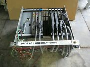Reliance Electric 11 Slot Rack Power Supply 376w 57c493 Used