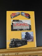 Lionel Inspiration, The By William J Brennan Dust Jacket 1997 Morning Sun Books