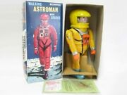 Astroman Yellow 50 Limited Edition Osaka Tin Out Of Print 2001 A Space Odyssey