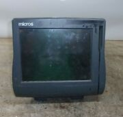 Micros Workstation 4 500614-001 Touch Screen Pos See Notes