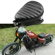 For Harley Davidson Sportster Iron Xl 883 Bobber Motorcycle Spring Solo Seat Us