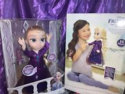 Disney Frozen 2 Elsa Musical Doll Sings Andldquointo The Unknown Andldquo 14 Inch Tall New