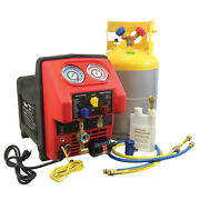Spark Free Twin Turbo Complete Recovery Machine For R1234yf 69360yf
