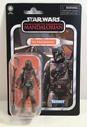 Star Wars Vintage Collection The Mandalorian Vc166 Carded Figure In-stock Now