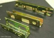 Computer Hard Drive Mounting Rails For Scrap Metal/craft/art Project - 6.2 Oz.