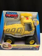 Plush Power Rc Remote Control Dump-truck With Soft Body