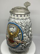 2000 Harley Davidson Motorcycles Limited Collector Beer Stein 124674