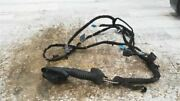 2001-2006 Bmw 325i Conv Front Left Driver Door Wire Wiring Harness Oem 156431