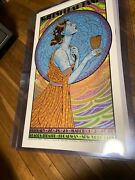 Chuck Sperry Widespread Panic Poster - Beacon Nyc 2020 Mint Signed Numbered/500