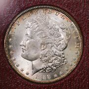 1888-s Morgan 1 From The Redfield Silver Dollar Hoard