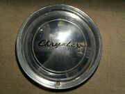 1949 Chrysler Windsor Sarstoga Hubcap Wheel Cover No Rust