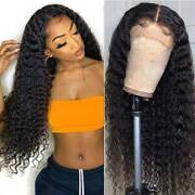 Womens Fashion Curly Full Lace Wig 360 Lace Frontal Wigs 100 Human Hair Wigs P7