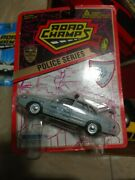 Road Champs 'police Series' 143 Diecast Rhode Island State Patrol Toy Car