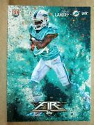 2014 Topps Fire Football 146 Jarvis Landry Rc Cleveland Browns