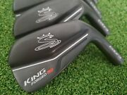 Cobra King Pro Forged Mb/cb Black 6-pw Iron Head Only
