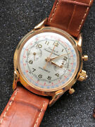 Rare Collectible Dubey And Schaldenbrand Index Mobile Rattrapante Watch.