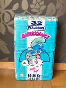Vintage Diapers Peaudouce Libero Pampers Dodot Ausonia Hussies Smurf Smurfs
