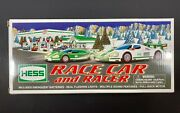 2009 Hess Truck Race Car And Racer New Gas Oil Station Racing Sports Motor