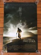 2006 Wb Clint Eastwood Letters From Iwo Jima Final Saga Installment Movie Poster