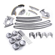3.0t Engine Timing Chain Kit And Piston Set Fit For Audi A4 A6 A8 Q5 A7