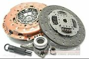 Xtreme Heavy Duty Clutch Kit Suits Mazda Bt50 2.2l Td P4at 2011 On