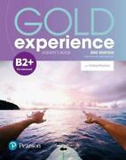 Gold Experience 2nd Edition B2+ Studentand039s Book Walsh Warwick-
