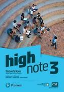 High Note 3 Studentand039s Book With Basic Pep Pack Brayshaw Hastings Edwards-