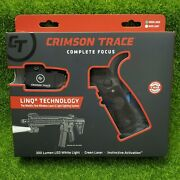 Crimson Trace Linq Wireless Green Laser Sight And Tactical Light - Lnq-100g