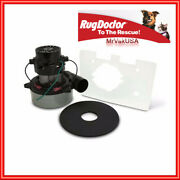 Rug Doctor Motor Kit W/baffle Cutout And Gasket Wide Track W/install.instructions