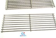 4x Votenli S6505a Stainless Steel Cooking Grid Grates For Grill 9-3/4 X 6-3/4