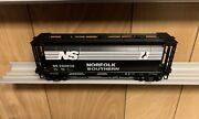 ✅mth Premier Norfolk Southern 3 Bay Cylindrical Covered Hopper Car O Scale Ns