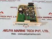 Honeywell 05704-a-0144 Iss.07 4 Ch Control Card Catalytic Input