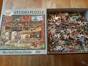 Bits And Pieces 500 Piece Puzzle - Best Days Of Summer
