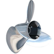Turning Point Propellers 31512510 Express Os Mach3 Right Hand Stainless Steel