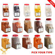 4 Lb. To 6 Lb. Pick Your Type Bulk Spice Container Spices Flavor Cooking Powder