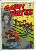 Gabby Hayes 56 1955-charlton-photo Insert Cover-stan Campbell-musketeers Of ...