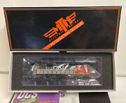Mth Ho Scale Rtr Canadian National Gp38-2 Diesel Engine W/proto-sound 3.0 4715