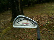 Tommy Armour 855s Silver Scot 4 Iron. Factory Oem. Reg. Graphite. Nice Looky